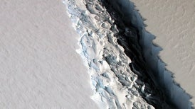 What Does the Antarctic Ice Shelf Break Really Mean?