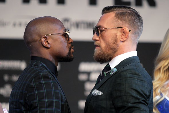 How Conor McGregor's Weight Loss Ahead of His Big Fight May Harm His