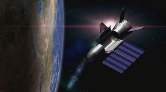U.S. Air Force Launches X-37B Space Plane on Fourth Mystery Mission