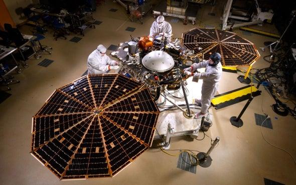 火星震动将揭示诱惑行星早期的线索