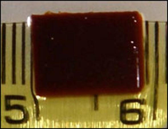 Heavy Metal Filter Made Largely from Air