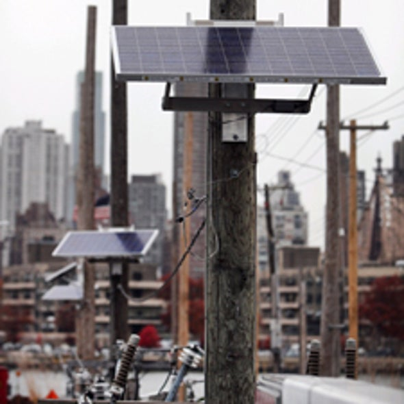 Behind the Light Switch: What Will a Smart Grid Look Like? [Slide Show]