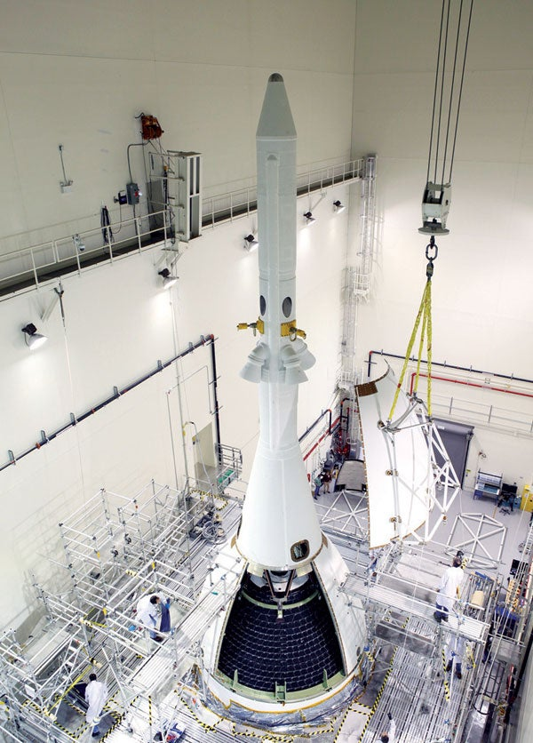 NASA to Launch New Spacecraft