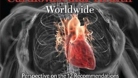 Promoting Cardiovascular Health Worldwide: Perspective on the 12 Recommendation of the Institute of Medicine