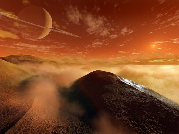 Giant Dunes on Saturn Moon Track Its Ancient Climate