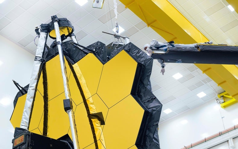 NASA Won't Rename the James Webb Space Telescope—and Astronomers Are Angry