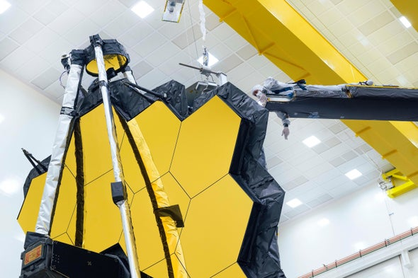 NASA Won't Rename the James Webb Space Telescope--and Astronomers Are Angry