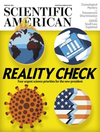 Scientific American Volume 324, Issue 2