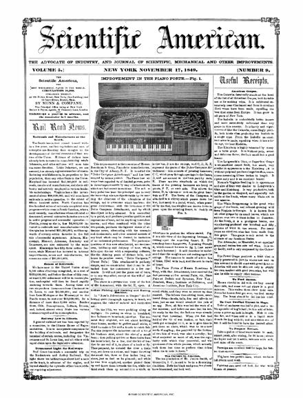 November 17, 1849
