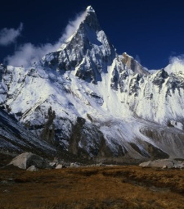 Subcontinental Smut: Is Soot the Culprit Behind Melting Himalayan Glaciers?