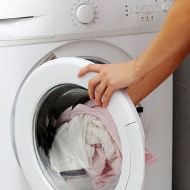 Clean and Green: How to Make Laundry Rooms Ecofriendlier--and Healthier
