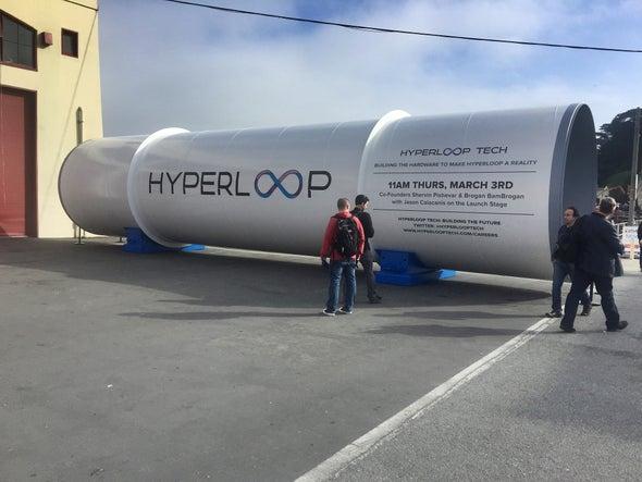 What Is the Hyperloop?