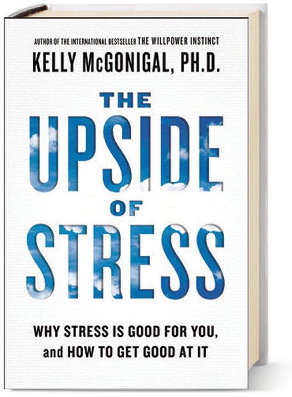 """MIND Reviews """"The Upside of Stress"""""""