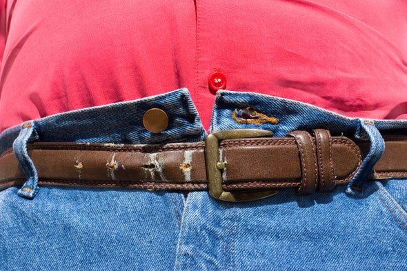 A Molecular Reason Why Obese People Have Trouble Losing Weight