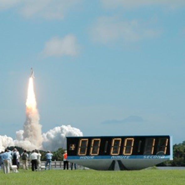 Why Does the Space Shuttle Launch Countdown Have So Many Stops and Starts?