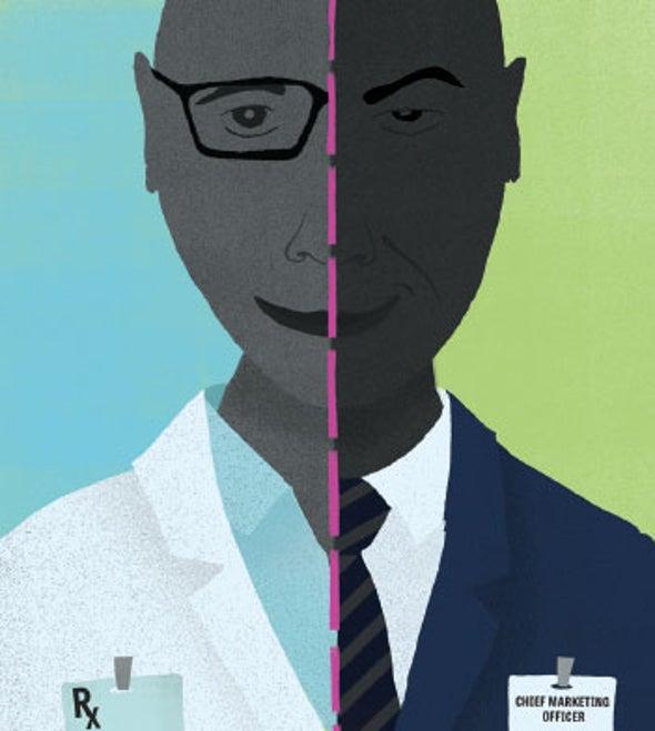 Pharma Watch: Raising Awareness or Drumming Up Sales?