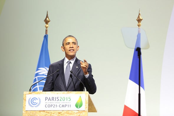 Obama Calls Carbon Price Better Than Regulations