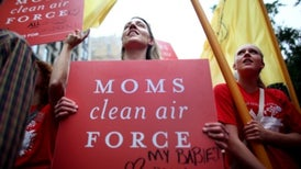 Passionate Moms Take On Scott Pruitt, Air Pollution and Climate