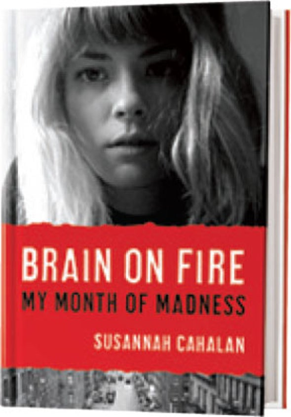 Recommended: <i>Brain on Fire</i>