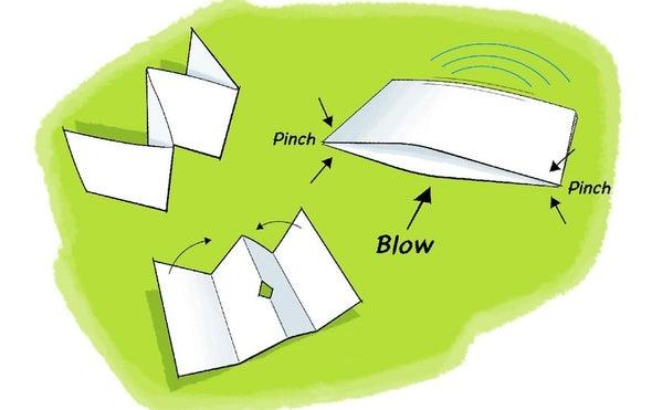 Paper Squawker
