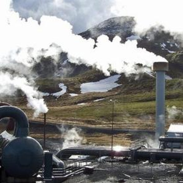 New Geothermal Data System Could Open Up Clean-Energy Reserves