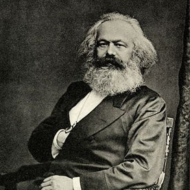 a Image of Karl Marx