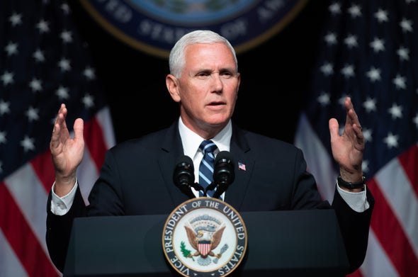 U.S. to Launch Space Force in 2020, Pence Says