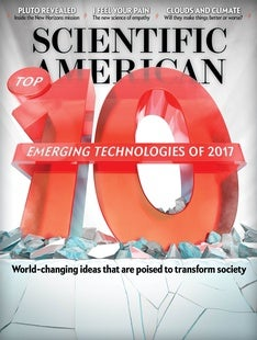 Scientific American Volume 317, Issue 6
