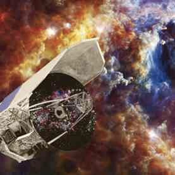 Largest Infrared Telescope in Space Running Out of Time