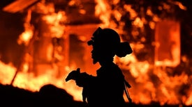 Wildfires Ravage California as Death Toll Creeps Up