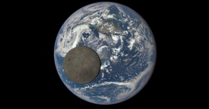 NASA Camera Snaps Stunning View of Earth and Moon [Video]