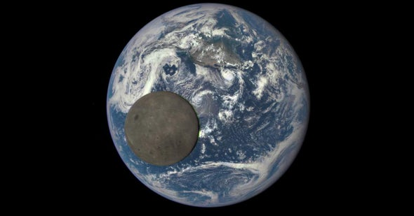 NASA Camera Snaps Stunning View of Earth and Moon [Video]
