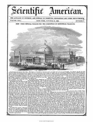 October 23, 1852