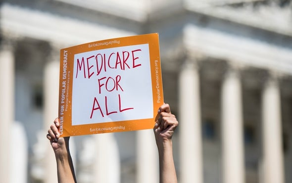 """Politicians Hop Onboard """"Medicare for All"""" Train, Destination Unknown"""