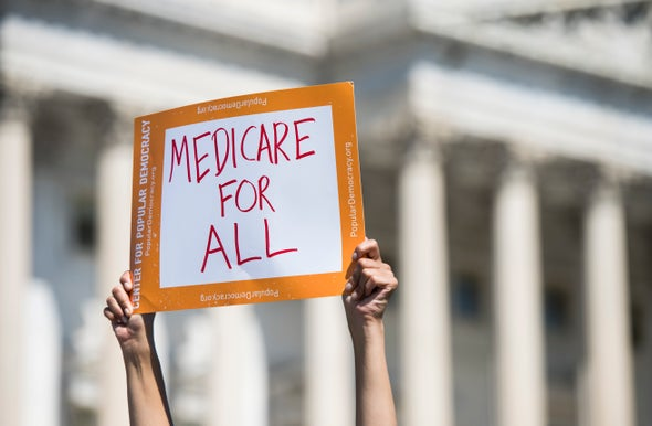 "Politicians Hop Onboard ""Medicare for All"" Train, Destination Unknown"