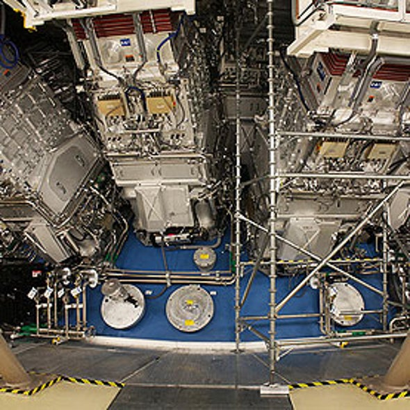 Pressure for Results Mounts as Fusion Research Crawls Forward