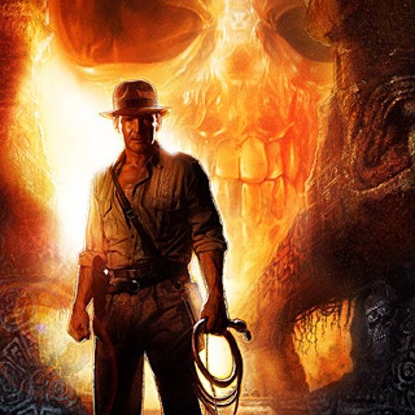 Indiana Jones Back in Action in <em>The Kingdom of the Crystal Skull</em>