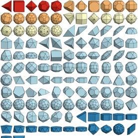 Facet-Lift: Self-Assembling Nanoparticles May Provide Key to New Materials