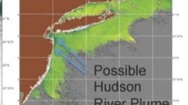 Satellites Track Hurricane Sandy Water Pollution