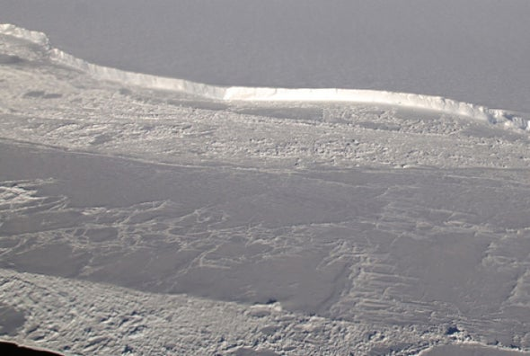 Antarctica's Ice Shelves Thin, Threaten Significant Sea Level Rise