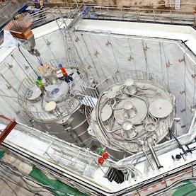 Daya Bay neutrino detectors