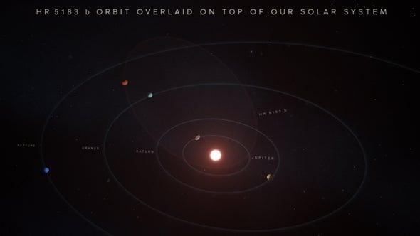 Newfound Alien Planet Has a Bizarre Looping Orbit
