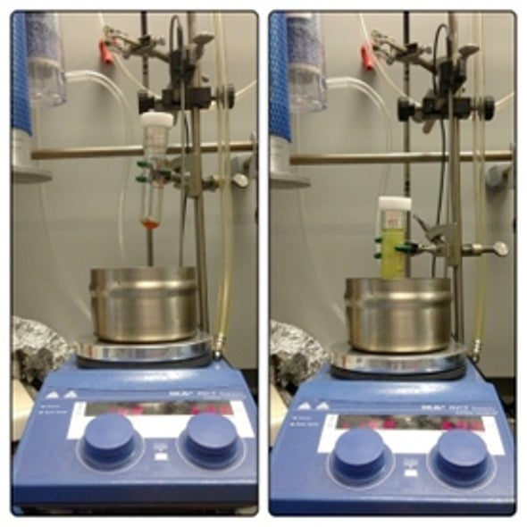 Bloggers Put Chemical Reactions through the Replication Mill