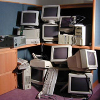 Laws Fail to Keep up with Mounting E-Trash