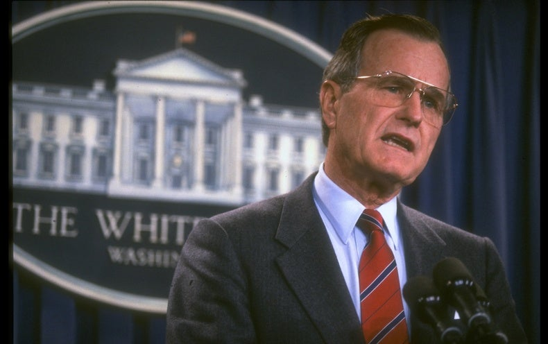 Bush Had a Lasting Impact on Climate and Air Policy