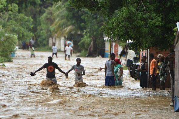 U.N. Expecting Cholera Upsurge in Haiti