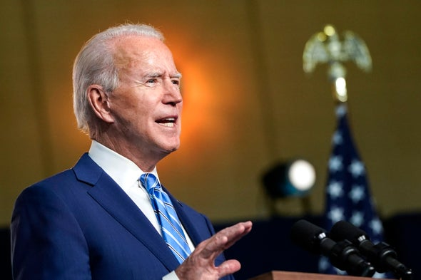 Biden's First Climate Actions Include Rejoining Paris Agreement
