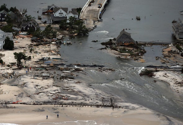 Shell Grappled with Climate Change 20 Years Ago, Documents Show