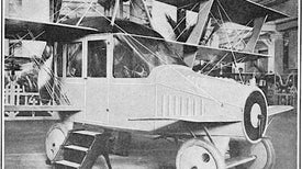 Aviation in 1917: The State of the Industry and Science