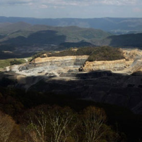 EPA Fights Back over Mountaintop Mining